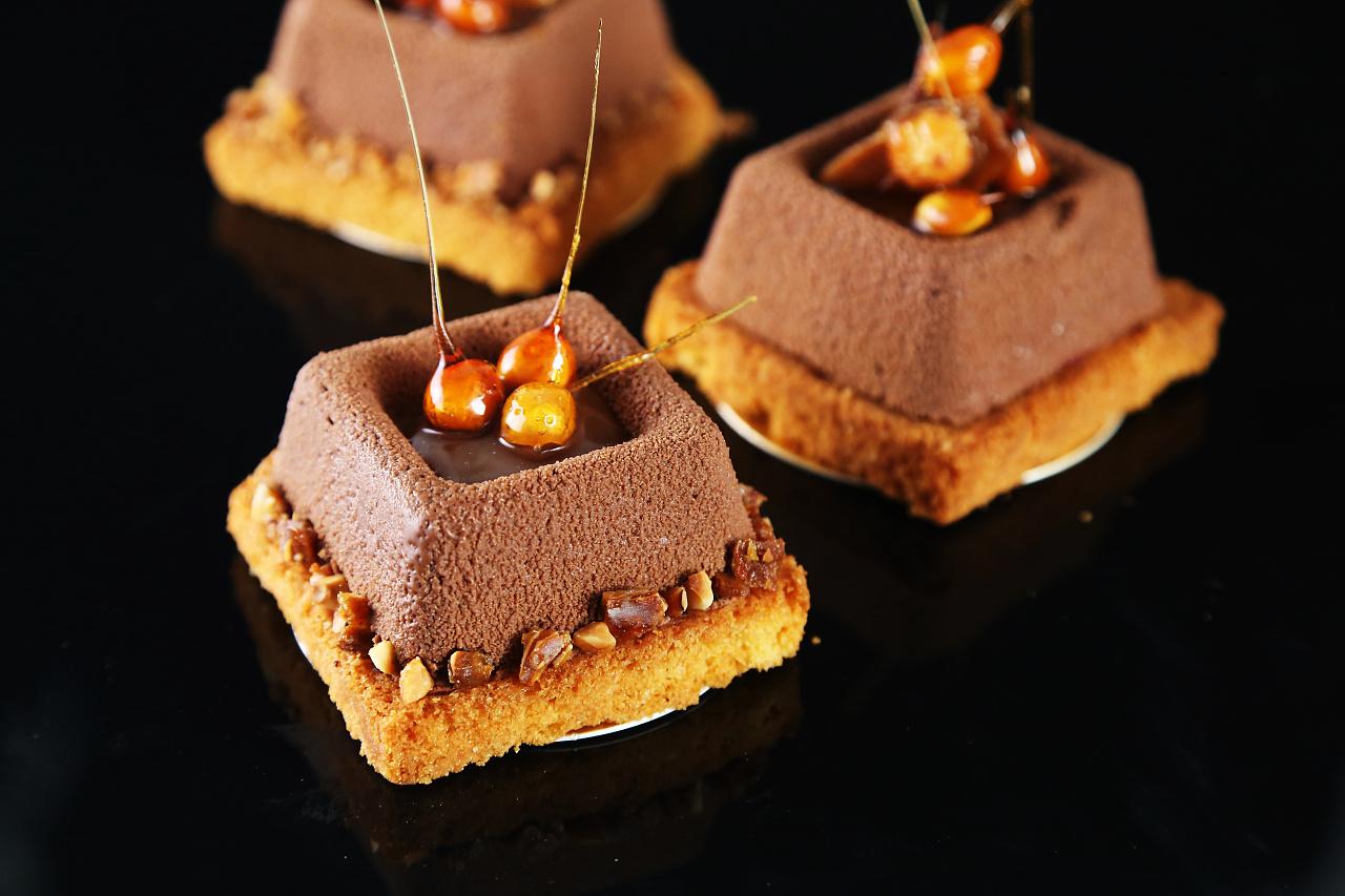 法式甜品图片