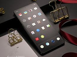 静物练习:坚果手机R1图赏