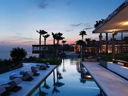 建于峭壁之上的世外桃源,见证浪漫和永恒的蜜月胜地I 阿丽拉酒店