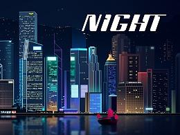 城市 / 社区 / 夜晚