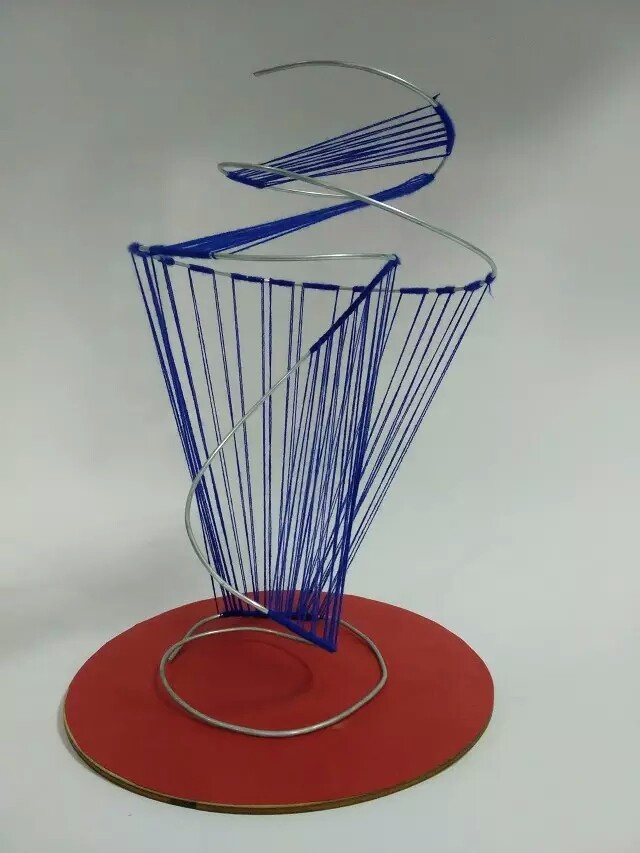 纸杯手工制作立体构成
