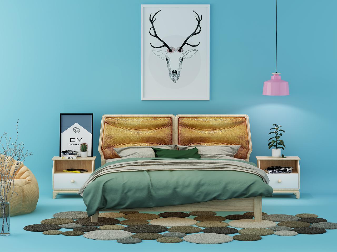 北欧风格套房系列