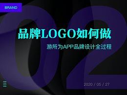 游所为APP品牌设计