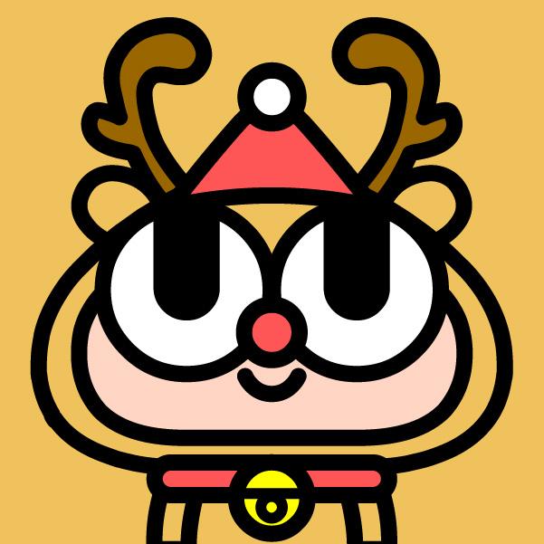 元气青蛙2015年圣诞节=3=|其他动漫|动漫|张小纸
