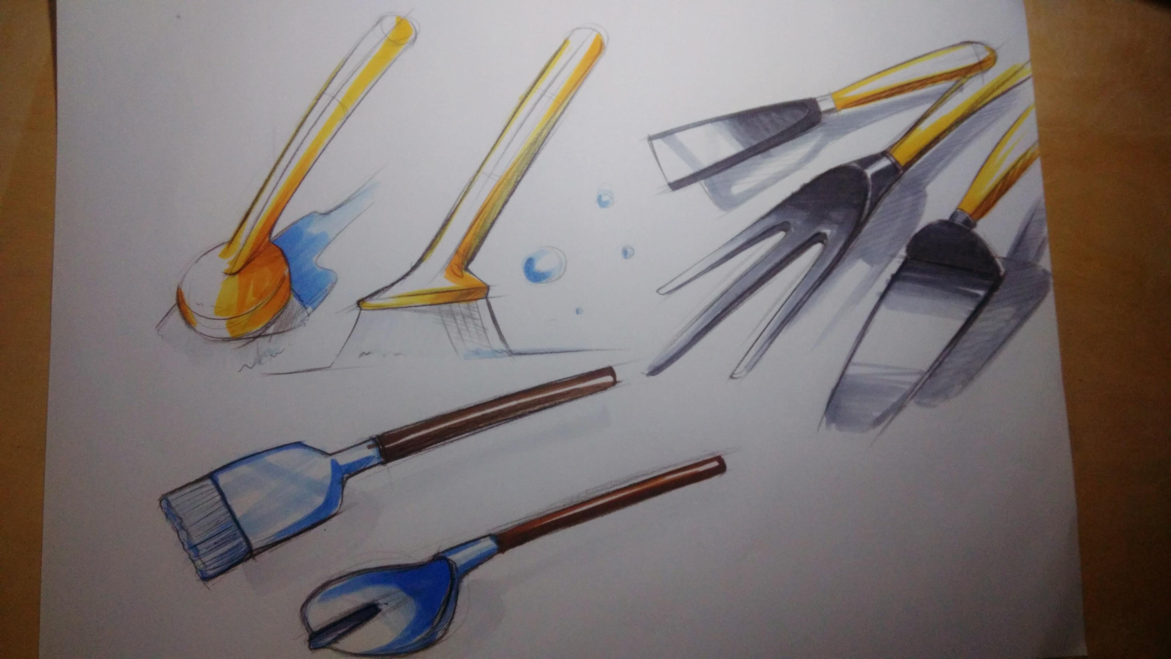 马克笔手绘|工业/产品|其他工业/产品|cheal丶z