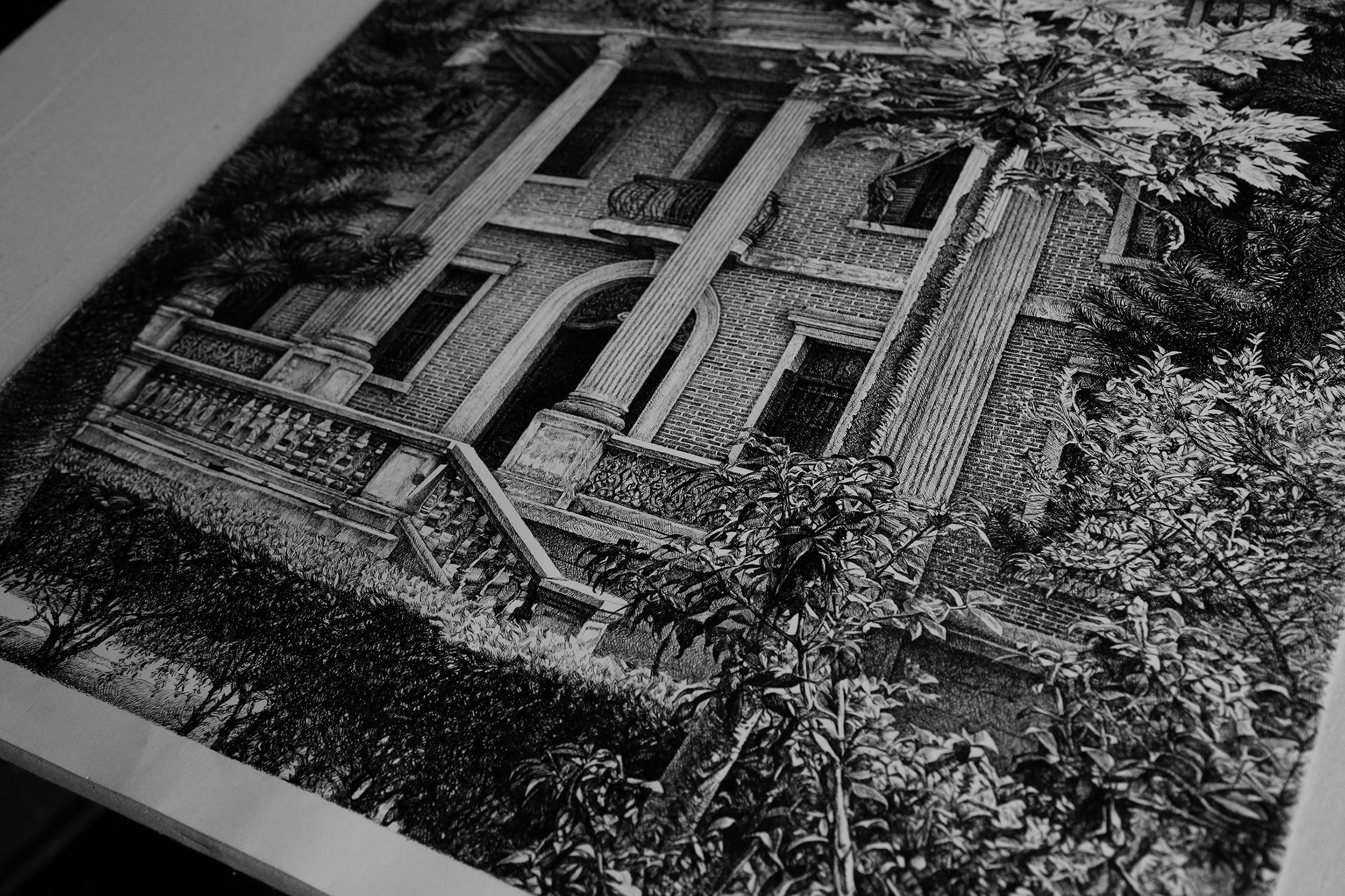 别墅#鼓浪屿老房子#李别墅图片(容谷别墅的新作清泉别墅型图片