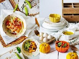 多色餐具 | 轻食