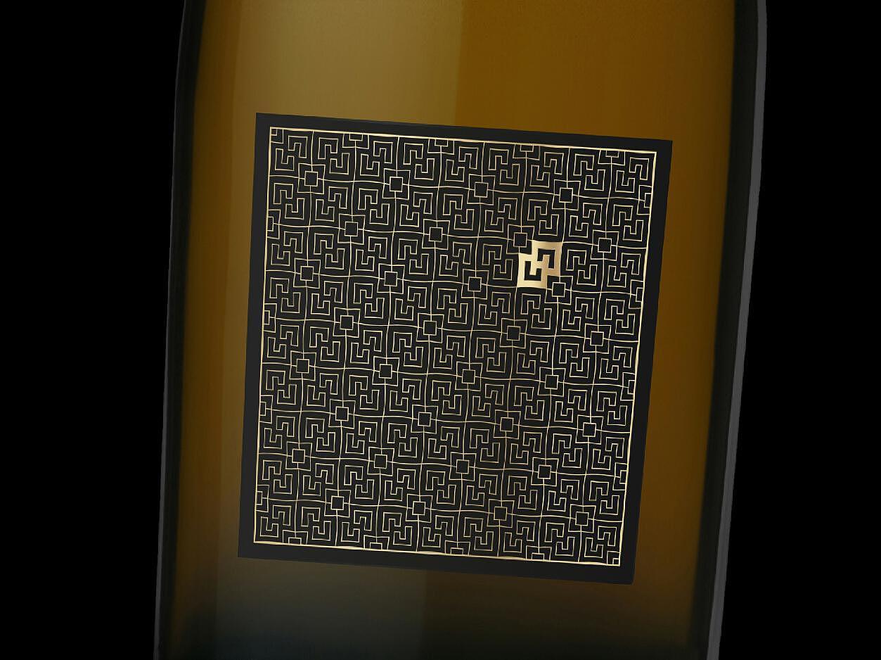 泓文博雅logo设计vi设计桌面电脑规范图片