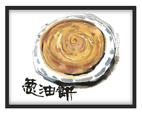 夜色下的上海传统小吃,真是美爆了(附《一本上国画泉州美食街图片