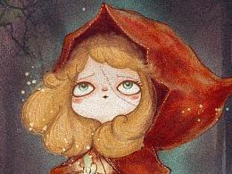 邪恶童话—小红帽