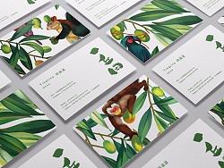 青墨设计:一丘田-橄榄油产品包装设计与整体策划