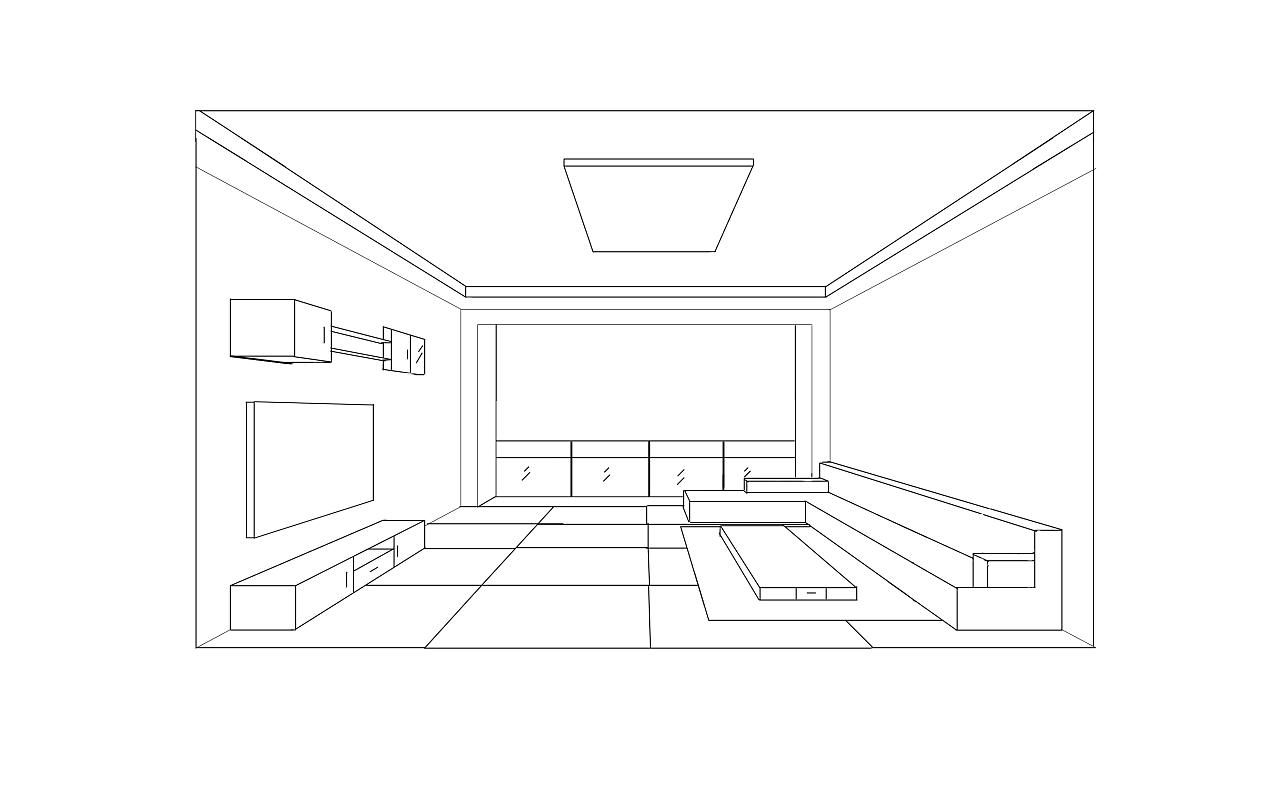 客厅结构|网页|其他网页|1313113 - 原创作品 - 站酷