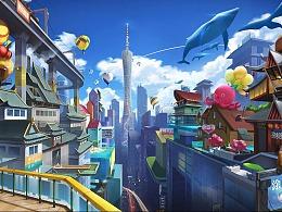 腾讯动漫-遇见不一样的世界X《猫妖的诱惑》(步骤)
