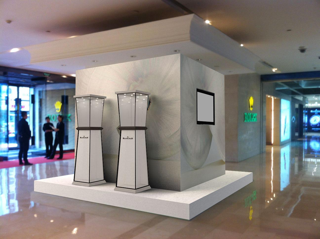展览|空间|展示设计 |倾城芷溪 - 原创作品 - 站酷图片