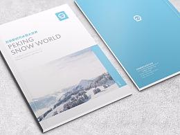 项目宣传册