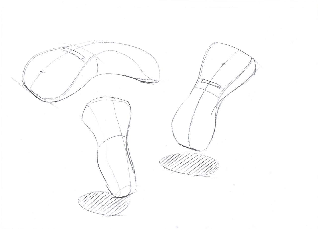工业设计手绘线稿练习
