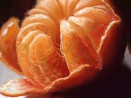 逆水行舟004.吃个橘子吧