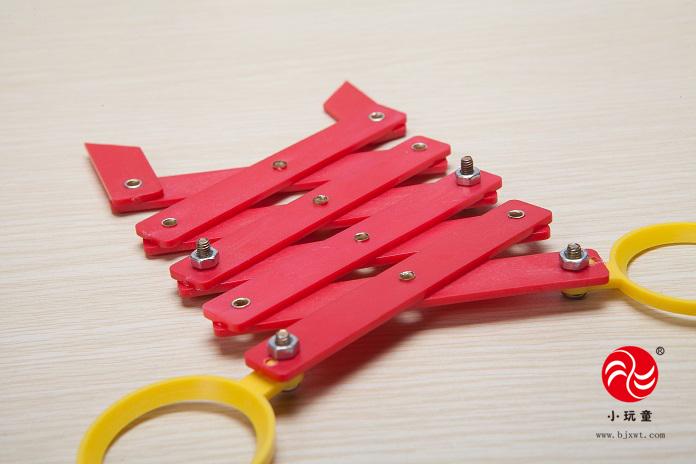 小玩童科技小制作 手工diy创意机械手 科普实验玩具