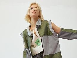 独立设计师品牌 TIANZI JIN 2021 A/W 服装拍摄