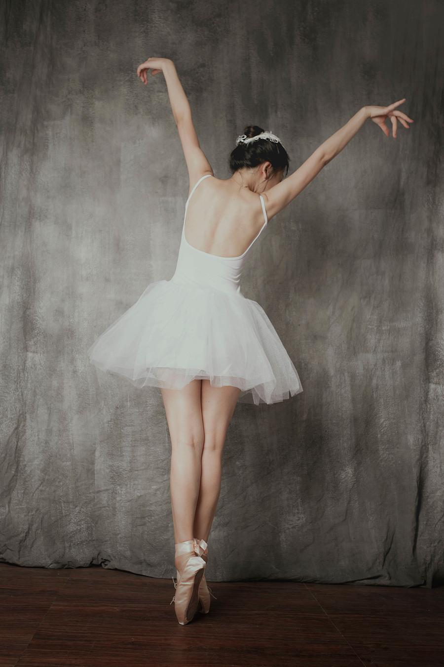 原创作品:芭蕾女孩