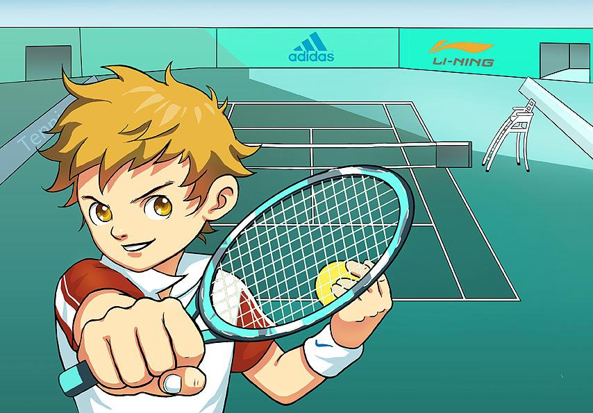 废旧网球手工小制作