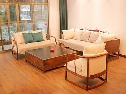武汉的一个家装,2个茶空间。