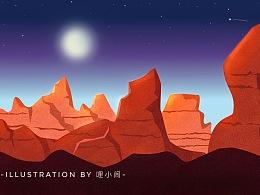 新疆风景图志—魔鬼城