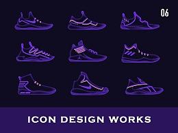 ICON设计 · 夏日集