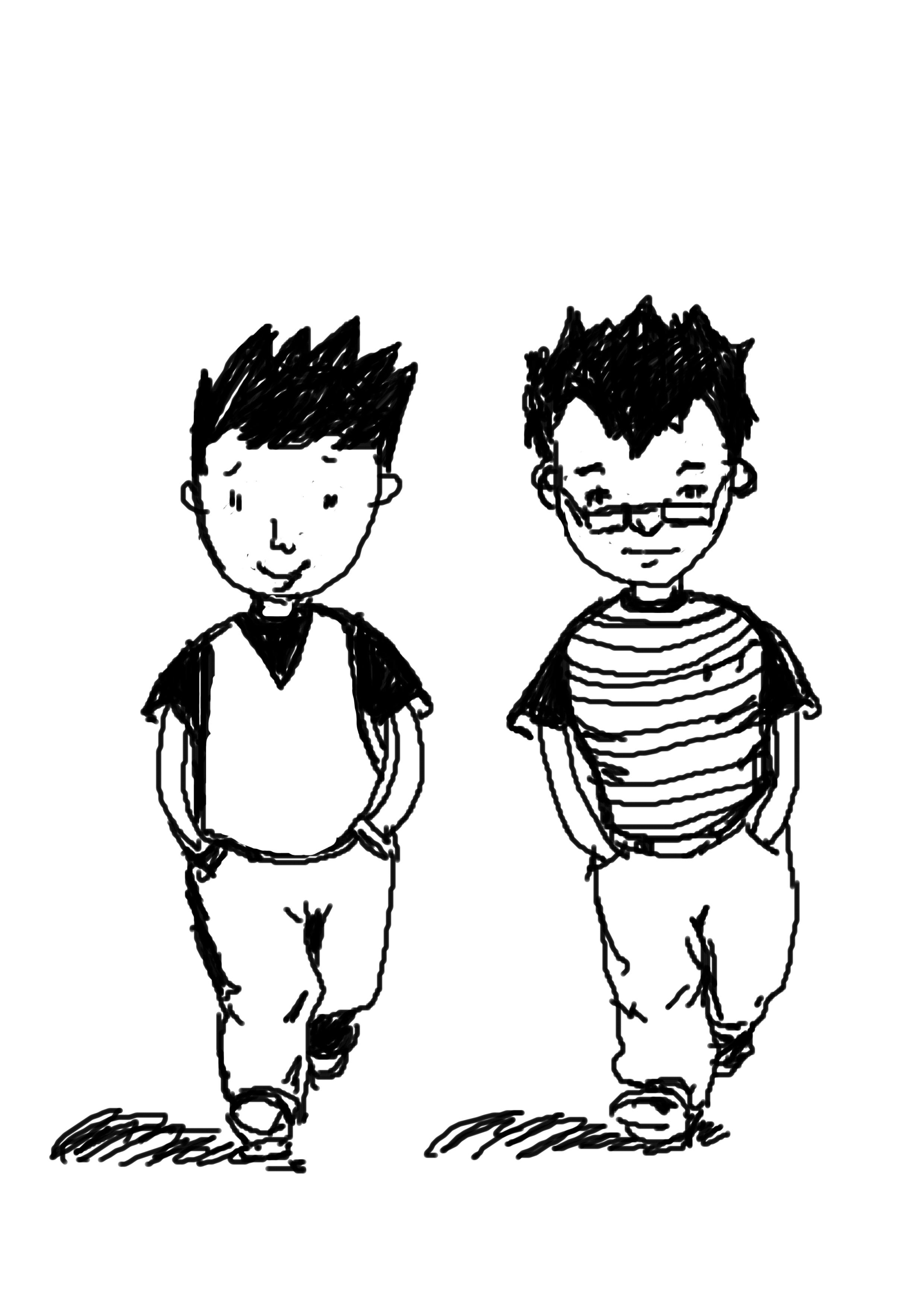 动漫 简笔画 卡通 漫画 设计 矢量 矢量图 手绘 素材 头像 线稿 2480