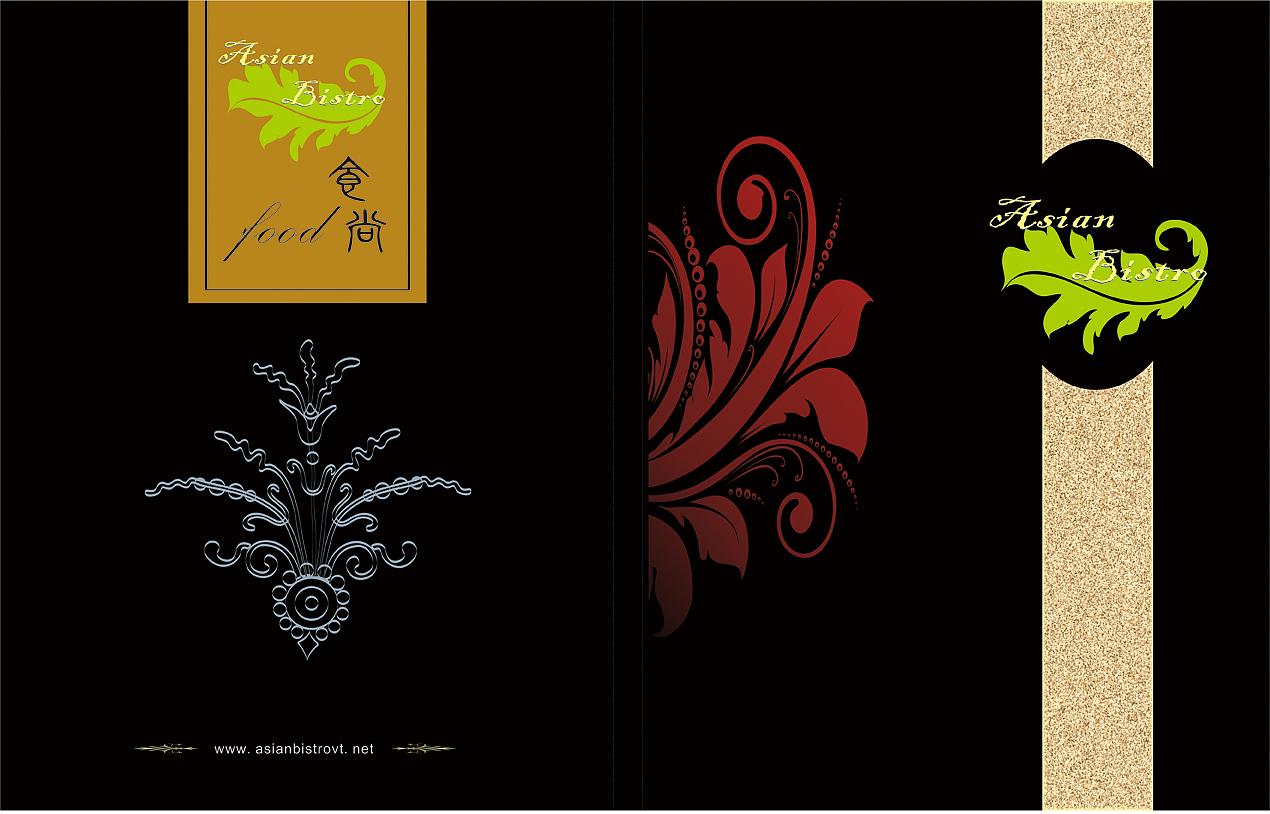 美国餐馆菜谱封面设计|平面|其他平面|szfydesign