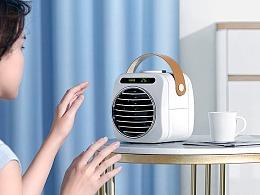 小小空调扇