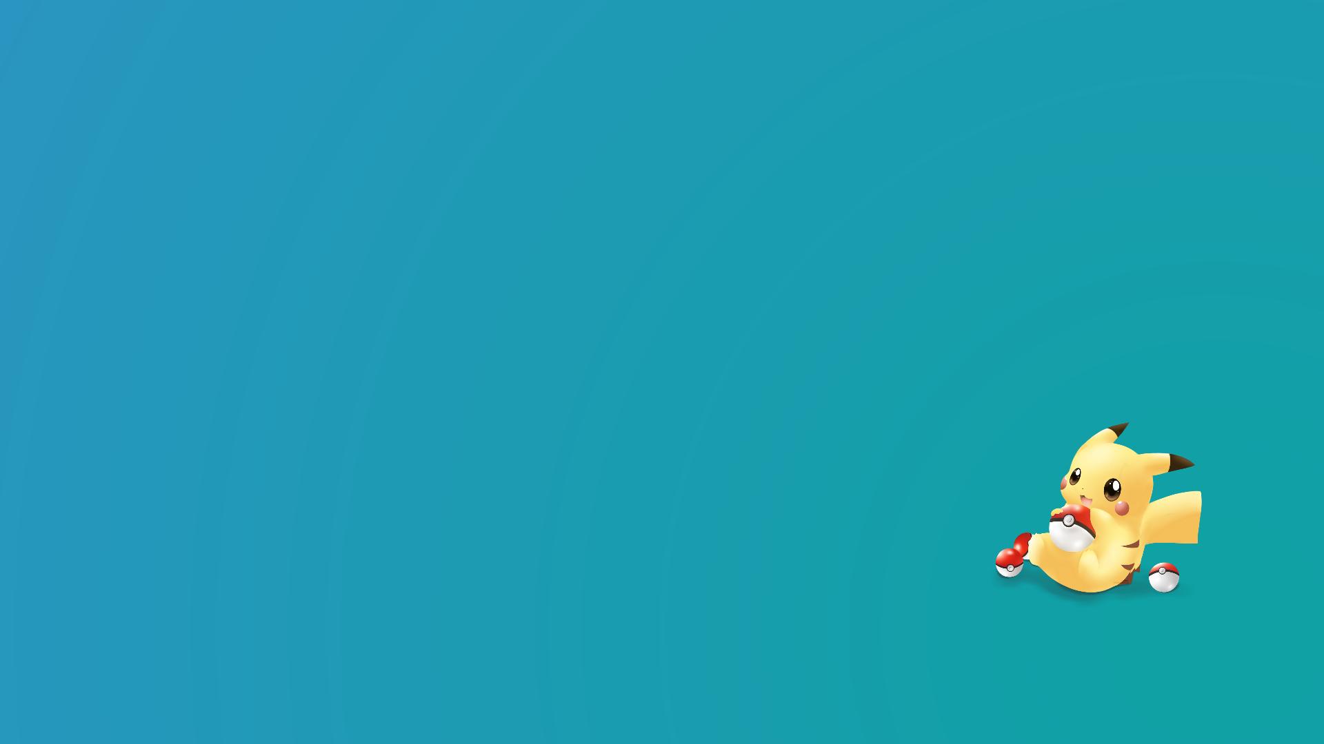 超萌可爱的皮卡丘图片安卓手机壁纸