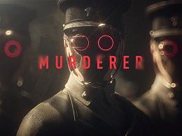 凶手MURDERER—An Inner Story