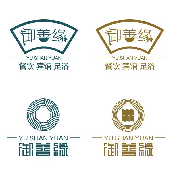 日本某料理店logo设计图片欣赏下载