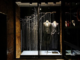 Cabbeen Menswear WindowDisplay 2018 SS 卡宾橱窗
