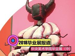 #2018毕业展#2018央美本科生毕业展报道(中)
