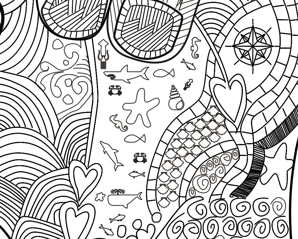 鼠标设计手绘创意