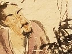 一山中国画人物作品(3)