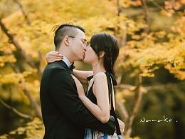 【漫天枫叶•情侣旅拍】