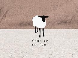 黑面羊咖啡Candice Coffee