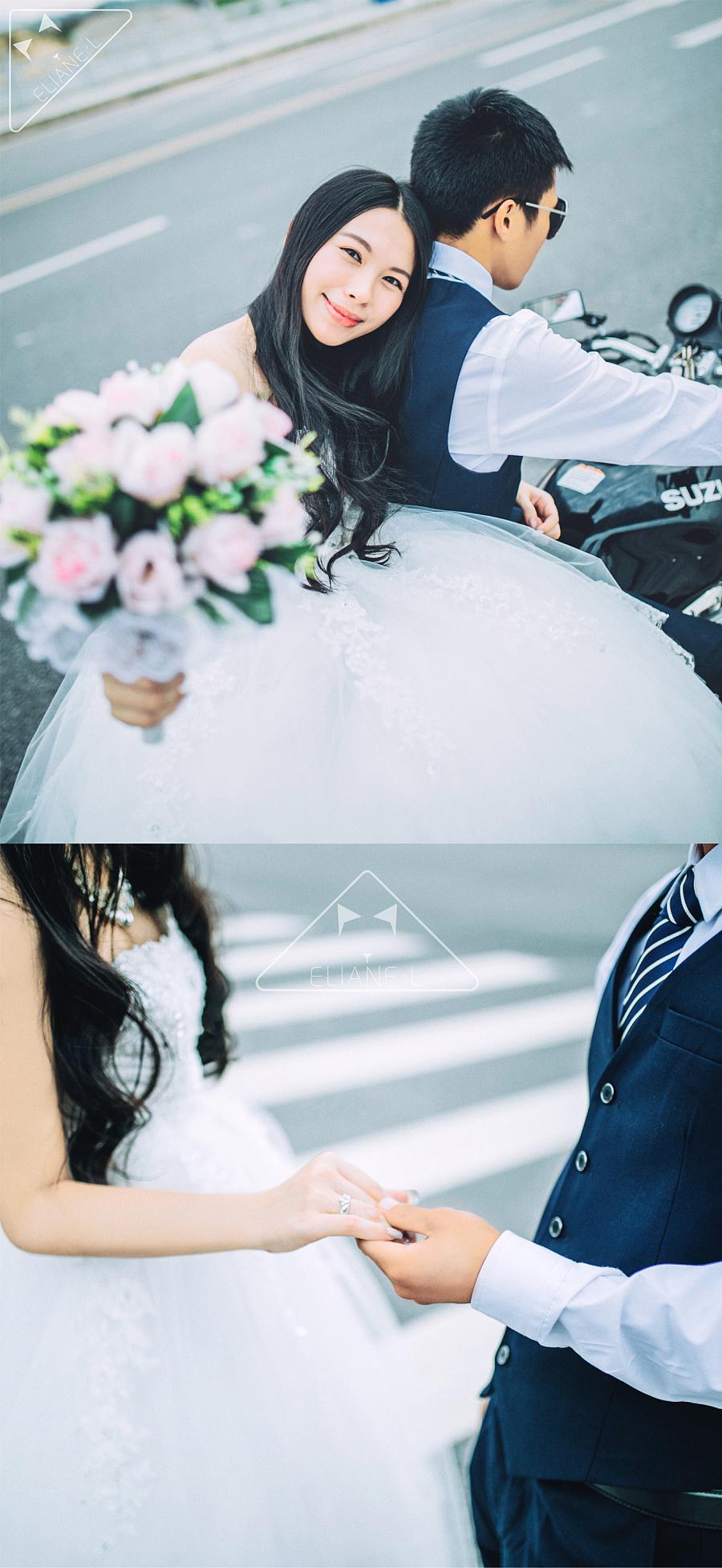 从校服到婚纱