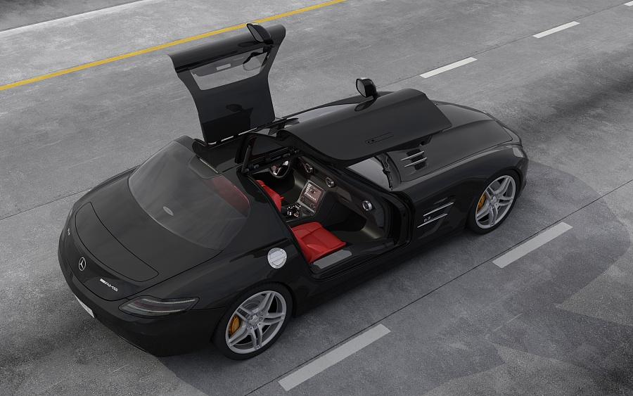 查看《VRAY渲染SLS AMG 》原图,原图尺寸:2000x1250