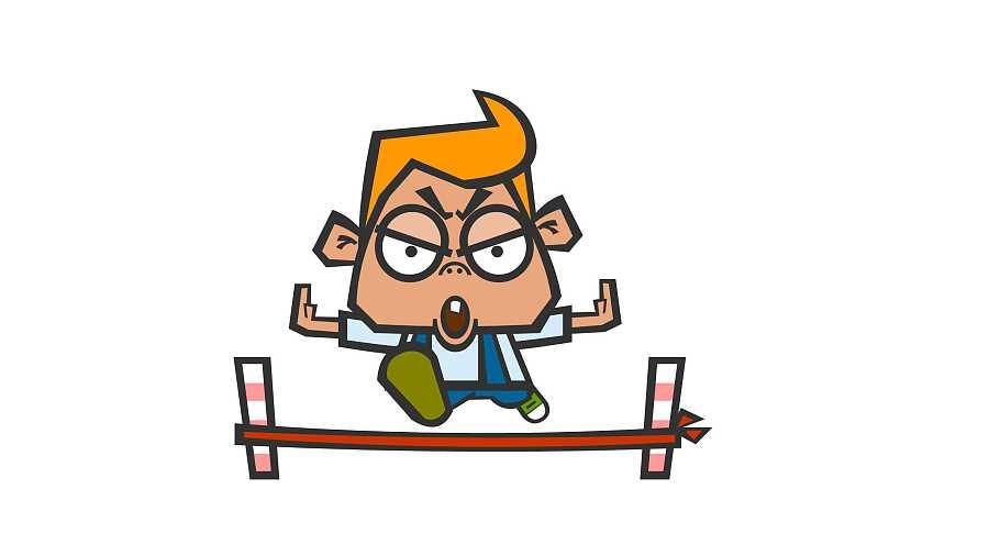 动漫 卡通 漫画 设计 矢量 矢量图 素材 头像 900_506