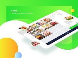 Ocha: the best POS application for a restaurant