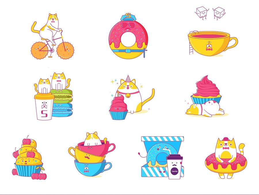 查看《A Cat / 一只猫 / o(=•ェ•=)m》原图,原图尺寸:1396x1051