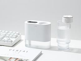 品牌案例丨维特世嘉 双喷加湿器