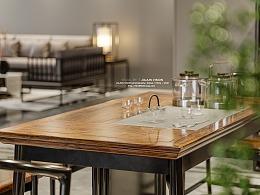 良艺茶桌椅表现合计