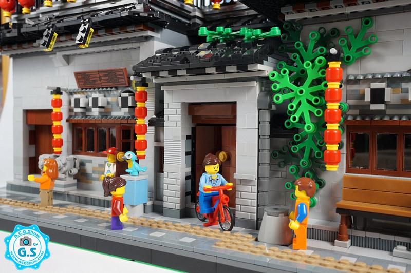 查看《【GS的MOC】中国风-宽·店(北京鼓楼店)》原图,原图尺寸:800x532