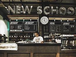 NEW SCHOOL 咖啡纹身店