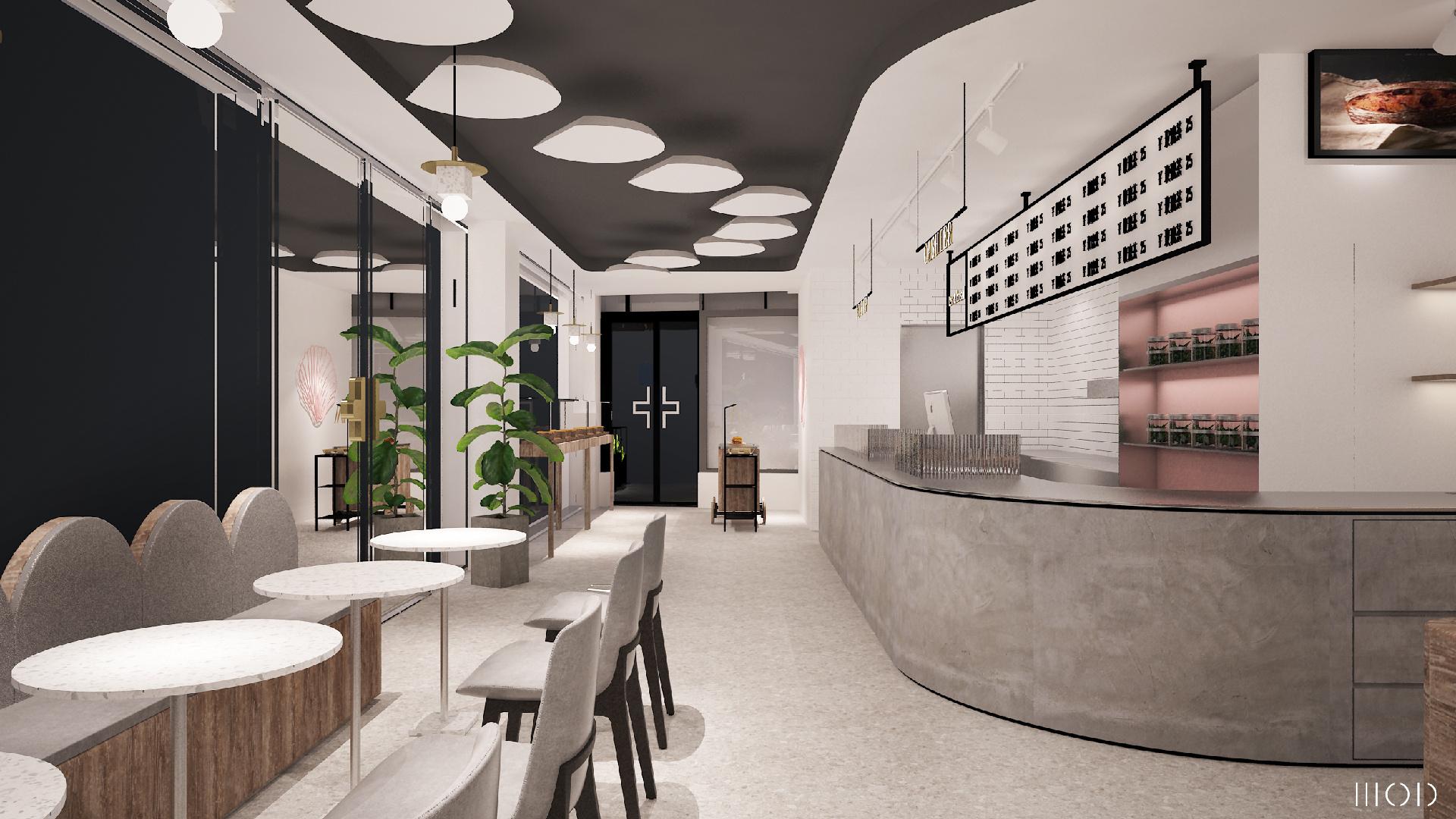 171 餐饮空间设计图片